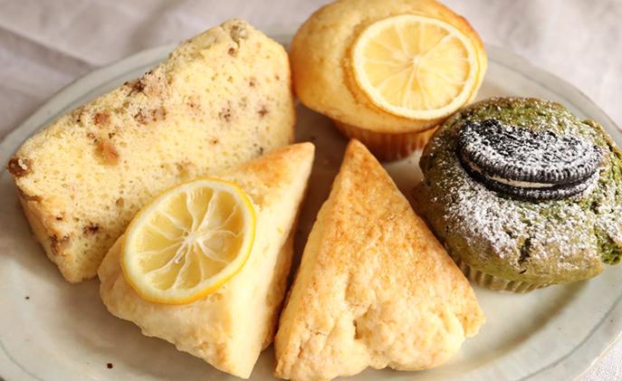 〈大仙市〉心がほっこり温かくなるマフィンとスコーンのお店「Na-BAKE」