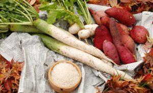 【Minako's キッチン】食欲の秋に!t-farmの無農薬野菜と新米ごはん