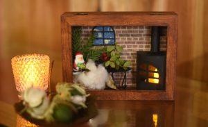 〈秋田市〉Xmasが待ち遠しい!心あったか☆手作りでクリスマスボックスを