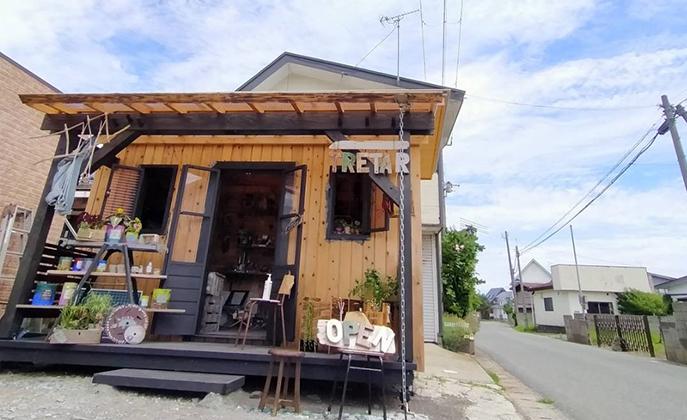 〈潟上市〉TRETÅR(トレートール)の雑貨で、日々の暮らしに彩りを