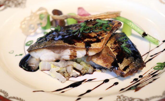 〈大館市〉蔵×フレンチのコラボ♪「庭caféくら」でコース料理を堪能する