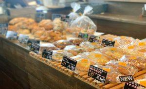 〈大仙市〉選ぶのが楽しい街のパン屋「Boulangerie Le rond (ルロン)」