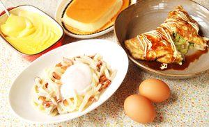【Minako's キッチン】春の食卓に!変幻自在の卵料理でおいしい時間を