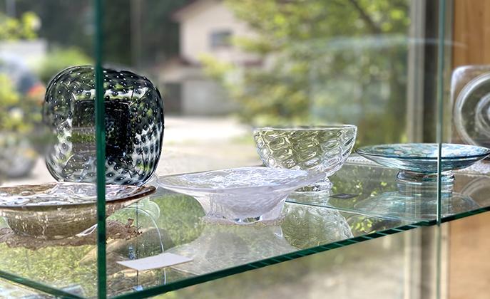 〈秋田市〉日常使いしたい「Glass Studio VETRO」の上質なガラス